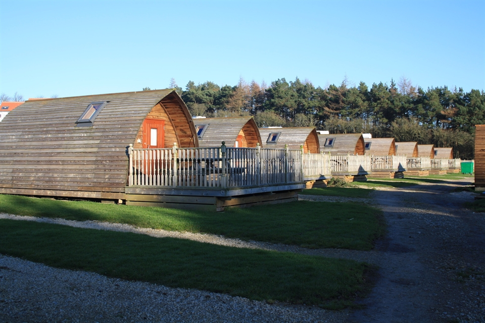 Wigwam ® Cabins at Grouse Hill