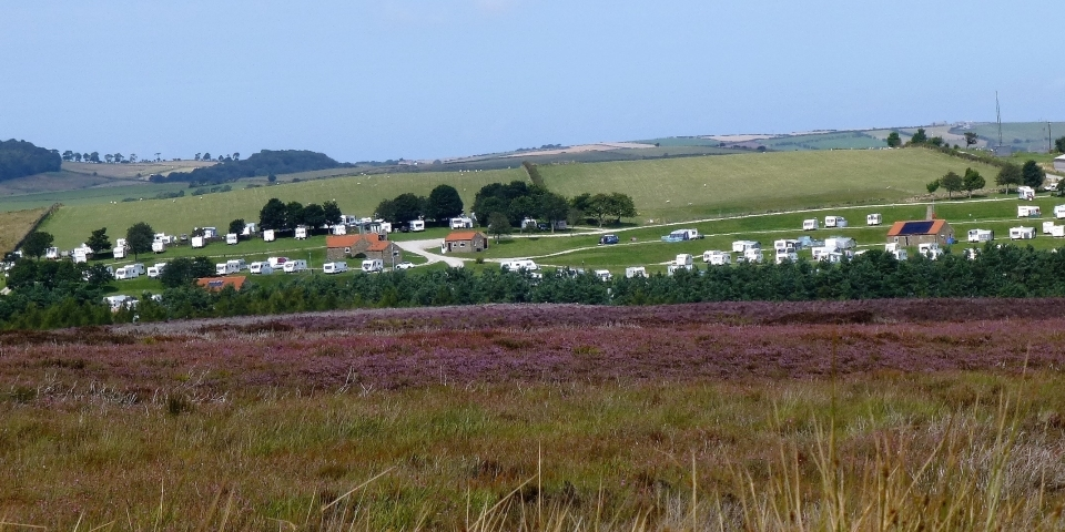 Grouse Hill Caravan Park & Camping near Whitby