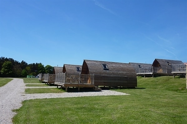 Glamping Cabins in the North Yorkshire Moors
