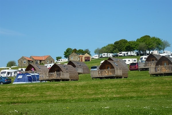 Wigwam® Cabins and Caravans at Grouse Hill