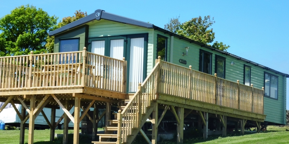 Static Caravan at Grouse Hill near Whitby and Scarborough